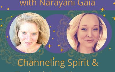 Channeling Spirit & Embodying Pleasure